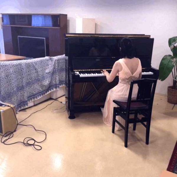 ピアノソロコンサート
