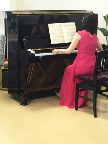 ヴァイオリン&ピアノ ~リバーサイド立川